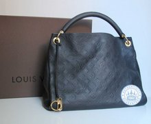 Louis Vuitton Empreinte Artsy Mm Handbag Monogram Leather