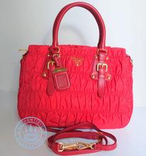 27c8ef5e4673 ... where to buy prada tessuto gaufre rosso handbag bn2805 ecbbc 14cb5